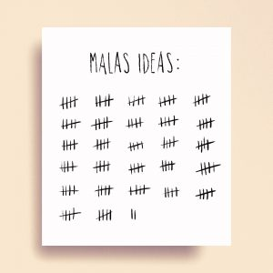 Malas ideas 2